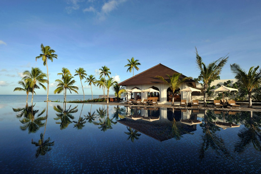 The Residence Zanzibar is a luxury desitnation in the east of Africa