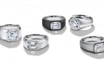 Tiffany & Co releases Diamond Engagement Rings for Men