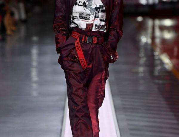 Ferrari's First Fashion Show