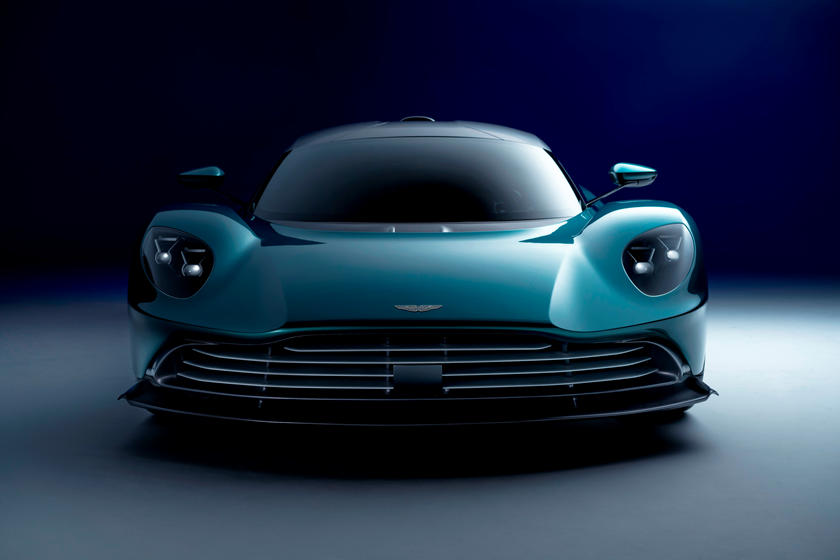 The Aston Martin Valhalla will be every inch a racing car as it will be appropriate for street driving