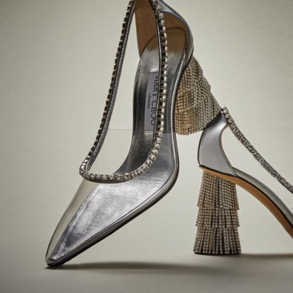 Sparkling Broom from the Jimmy Choo Sketch collection