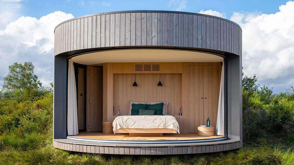 The Lumipod home