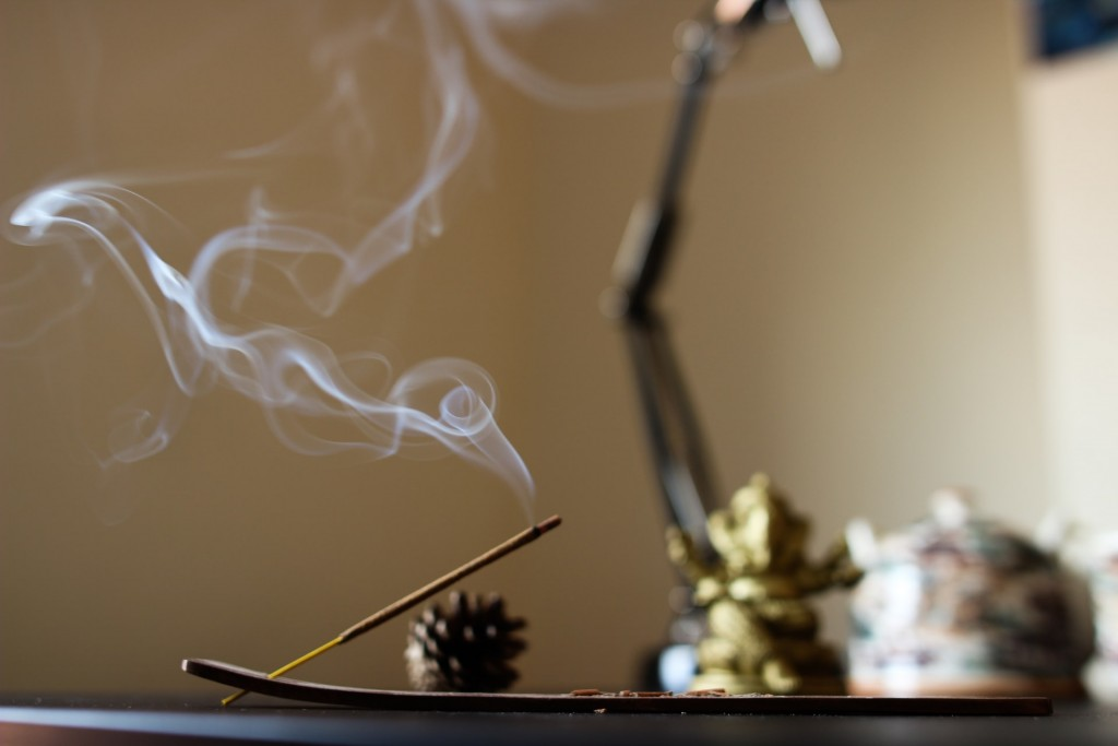 The Co incense collection features a variety of scents with their unique soundtrack