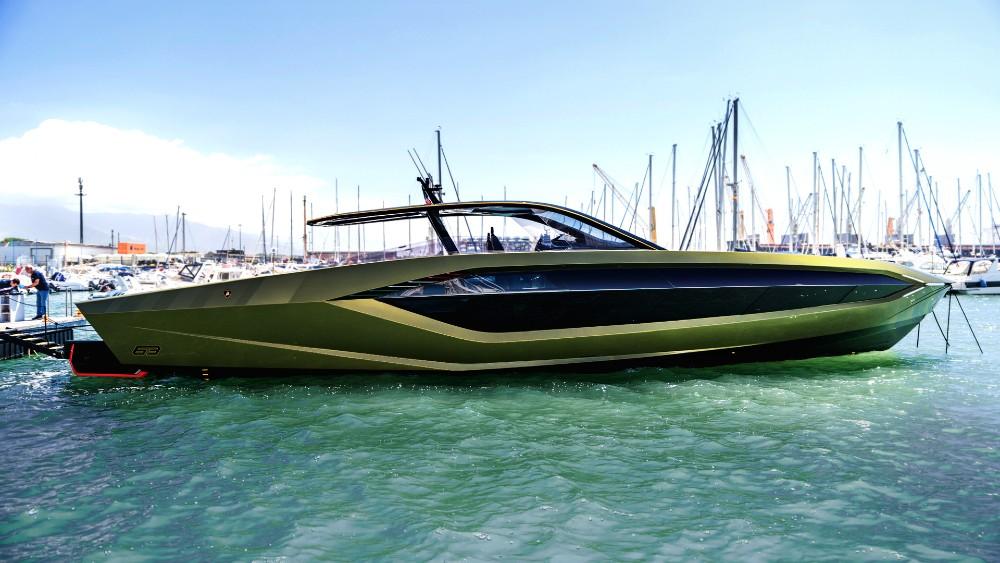 The Tecnomar for Lamborghini 63.